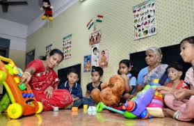 Creche and Day Care Centres in Madurai
