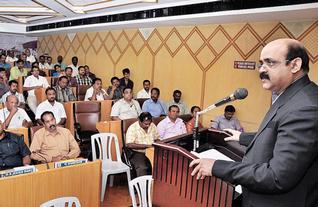 Income Tax Department in Madurai