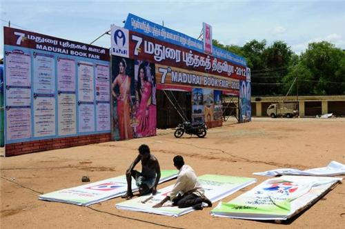 Madurai Book Fair