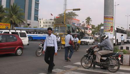 Transportation in Madurai