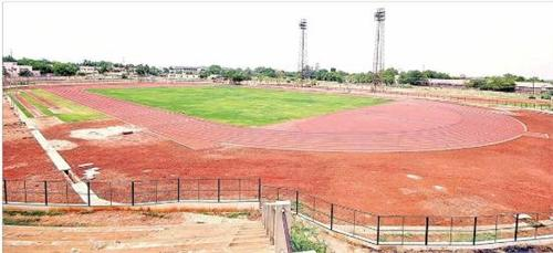 Stadium in Madurai