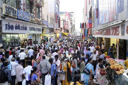 Madurai Shopping