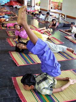 Yoga in Madurai