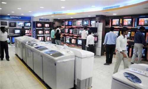Electronic Goods Showrooms in Alibag