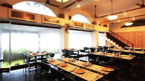 Restaurants in Alibag