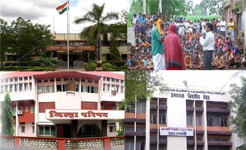Administration in Amravati District