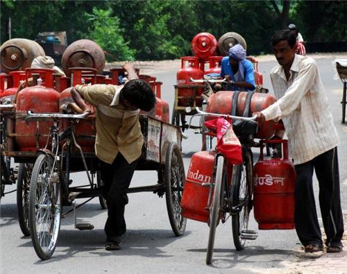 Gas Agencies Present in Amravati