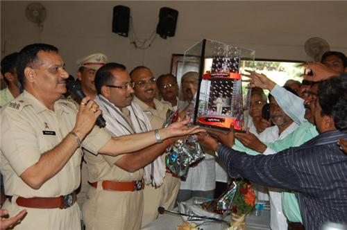 Police Department in Amravati