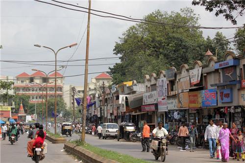 Shopping in Amravati