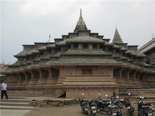 The Ekvira Temple
