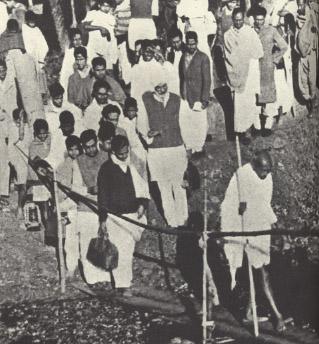 Indian Freedom Movement in Amravati