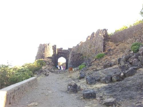 The Gawilgadh Fort