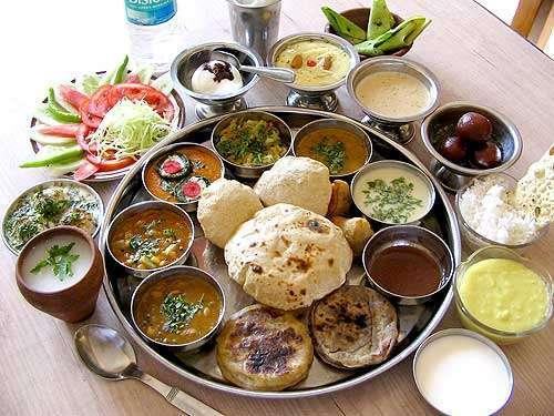 Food of Amravati