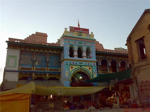 Tourism Experience in Amravati