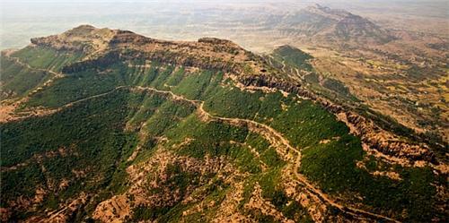 Landscape of Kolhapur