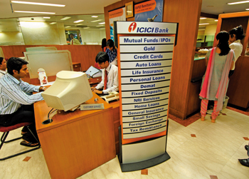 ICICI bank branches in Kolhapur