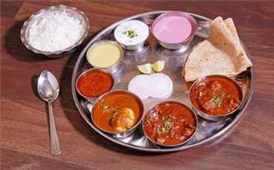 Kolhapuri Thali