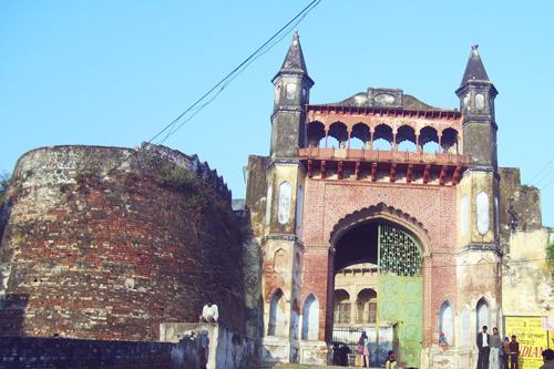 Mughal Rule in Mainpuri