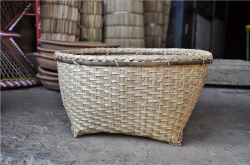 Bamboo baskets from Manipur