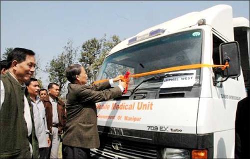 Medical Emergency in Manipur