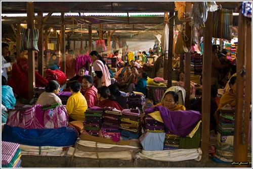 Shopping in Manipur
