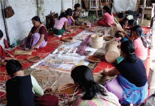 Industries in Manipur