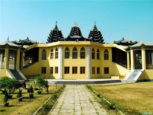 Temples in Manipur