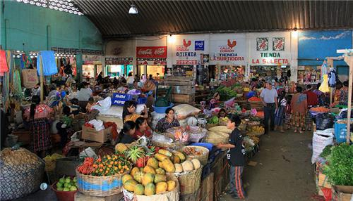 Markets in Manipur