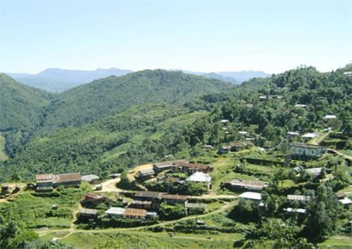 Best secenic getaways in Manipur