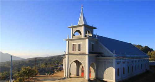 Religious places in Manipur