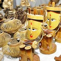 Handicrafts from Manipur