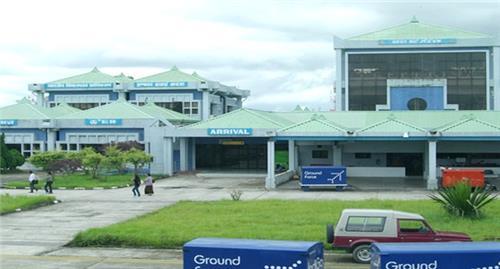 Air transportation in Manipur