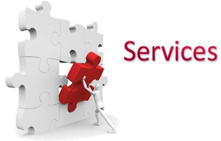 Services in Moirang