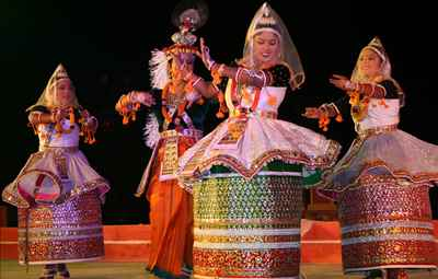 Cultural of manipur