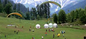 Solang Valley of Adventure Sports