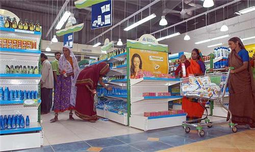 Shopping in Mandsaur
