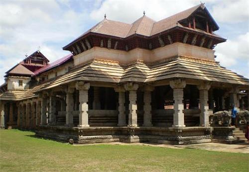 Jain Temple in Mangalore