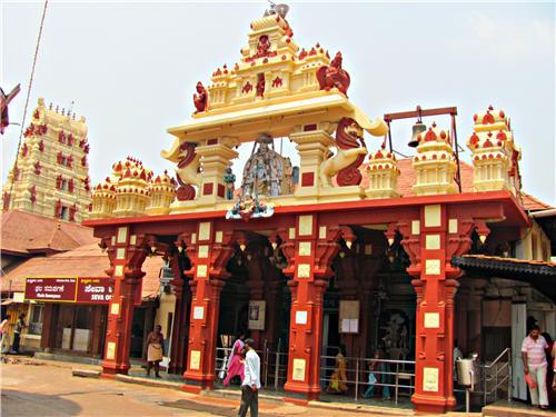 Udupi Krishnan temple