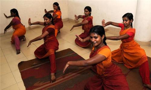 Bharathanatyam classes in Mangalore