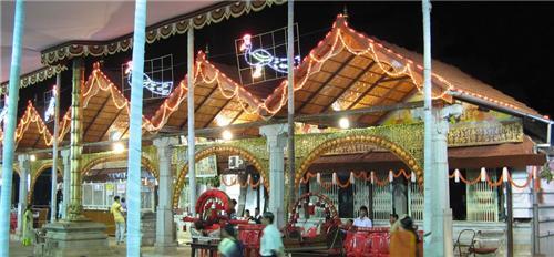 Sri Mangaladevi Temple
