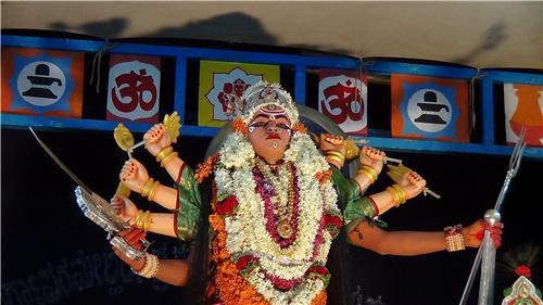 Yakshagana performance