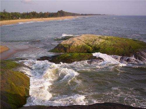 Someswara beach