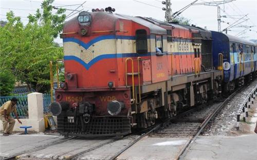 Trains in Mangalore