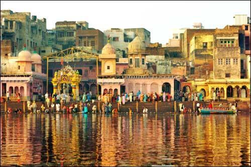 About History of Mathura City