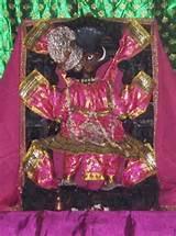 Deity at Adi Varah Temple in Mathura