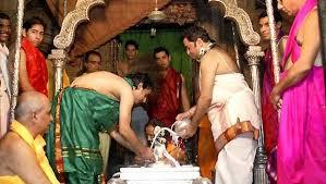 Janmashtami at Krishna Janmabhoomi Temple