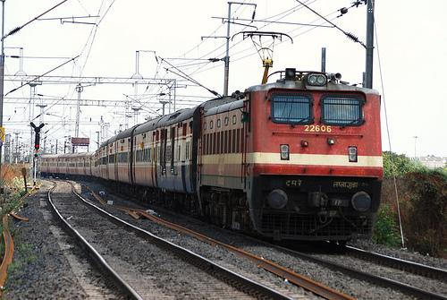 Trains in Mathura