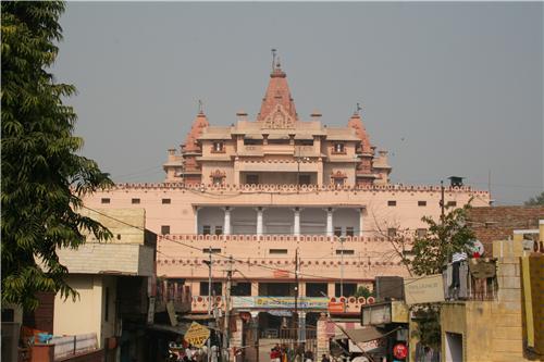 Kesava Deo Temple Mathura Address