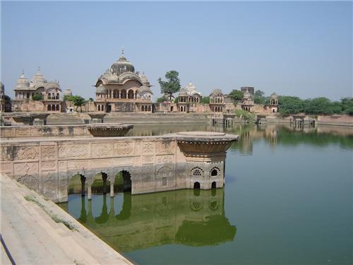 Mathura Kusum Sarovar