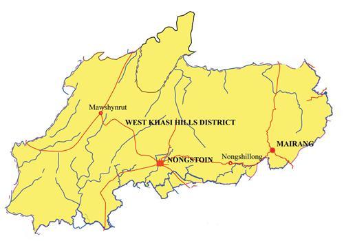 West Khasi Hill District